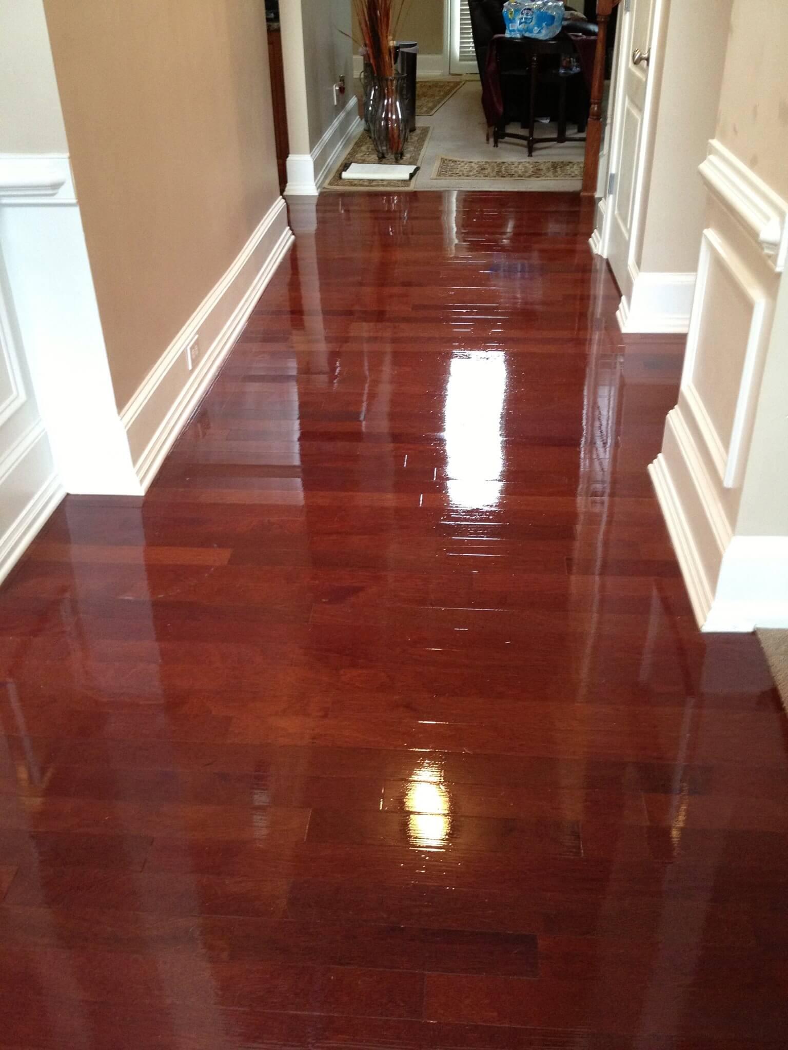 houston hardwood floor maintenance